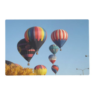 Balloons Arising Laminated Placemat