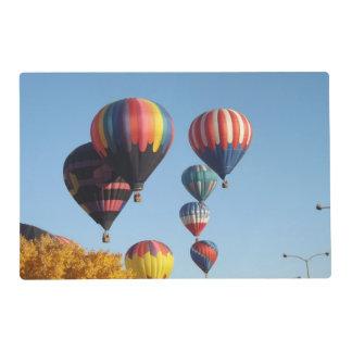 Balloons Arising Laminated Placemat