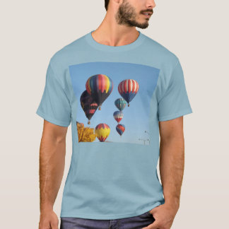 Balloons Arising Men's T-shirt
