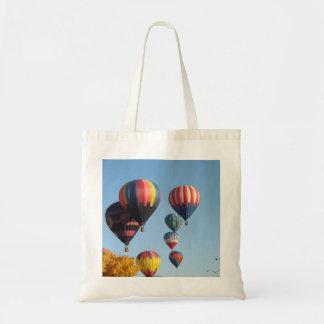 Balloons Arising Tote Bag