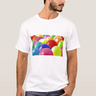 balloons at bottom of photo T-Shirt