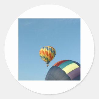 Balloons!!! Classic Round Sticker