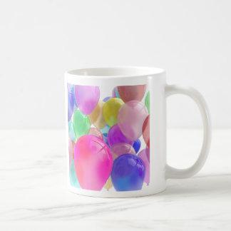 Balloons Classic White Mug