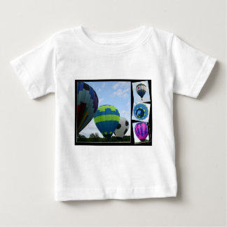 Balloons!  Collage! Baby T-Shirt