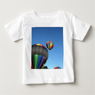 Balloons Colorful Launch! Baby T-Shirt