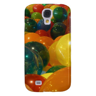 Balloons Colorful Party Design Galaxy S4 Case