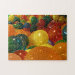 Balloons Colorful Party Design Jigsaw Puzzle