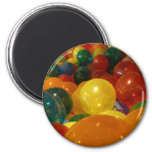 Balloons Colorful Party Design Magnet