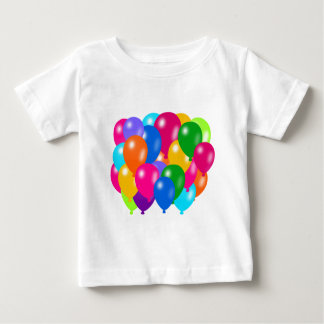 Balloons Composition Baby T-Shirt