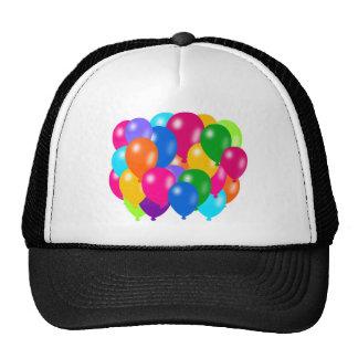 Balloons Composition Trucker Hat