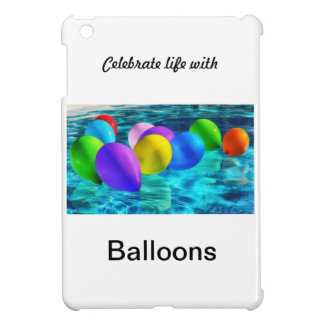 balloons cover for the iPad mini