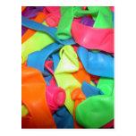Balloons Custom Postcard