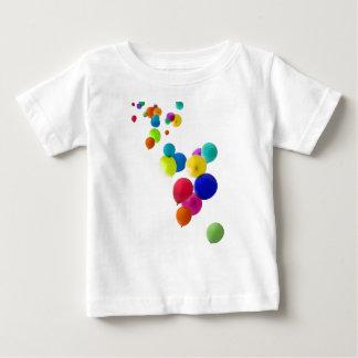 balloons floating upwards baby T-Shirt