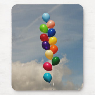 Balloons in the Sky Mousepad