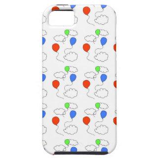 balloons iPhone SE/5/5s case