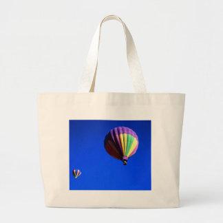 balloons large tote bag