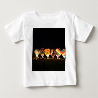 Balloons!  Light up the night, part 2 Baby T-Shirt