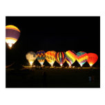 Balloons!  Light up the night, part 2 Postcards
