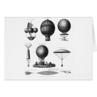 Balloons - Lots of them Card