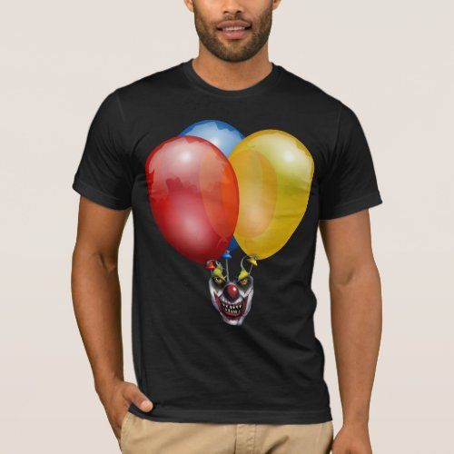 balloons of the circus of the horrors T_Shirt