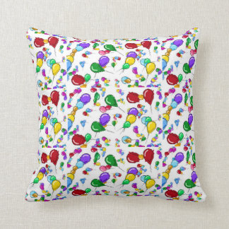 BALLOONS ON THE BREEZE PILLOW