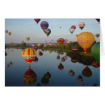 Balloons on the Water Card