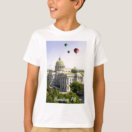 Balloons over Harrisburg PA T-Shirt