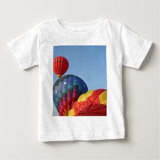 Balloons!  Saturn and Stars Baby T-Shirt