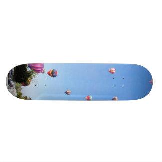 Balloons Sky Balloon Feastival Skateboard Decks