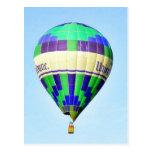 Balloons Sky Moon Postcards