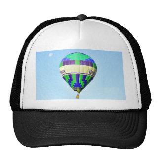 Balloons Sky Moon Trucker Hat