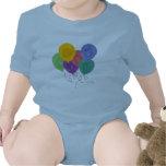 Balloons T-Shirt Baby Bodysuits