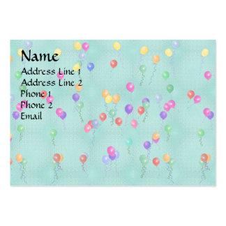 Ballooons2.png Tarjetas De Visita Grandes