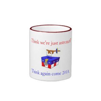 ballot-box-2, Think we're just astroturf?, Thin... Coffee Mug