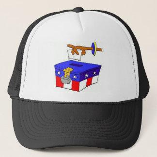 ballot-box-2 trucker hat