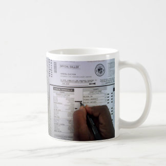 Ballot Obama cup