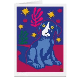 Ballou Matisse-Card