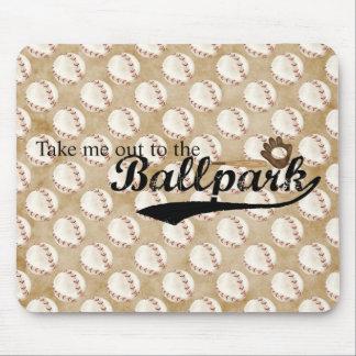 Ballpark Mousepads