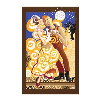Ballroom Canvas Print