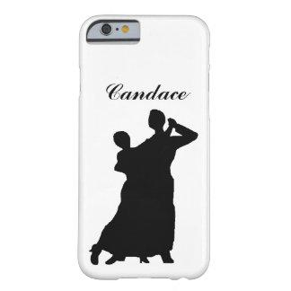 """Ballroom Couple"" Personalized Phone Case"