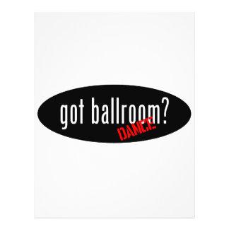 Ballroom Dance Items – got ballroom Flyer