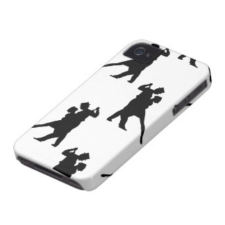 Ballroom Dancers iPhone 4/4S Case iPhone 4 Case-Mate Case