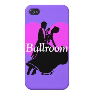 ballroom dancers iPhone 4 covers