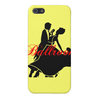 ballroom dancers iPhone SE/5/5s case