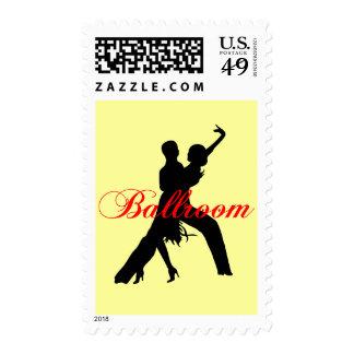 Ballroom Dancing 2 Postage