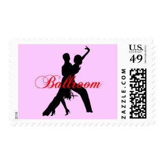 Ballroom Dancing 2 Stamps