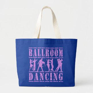 Ballroom Dancing Tote Bag