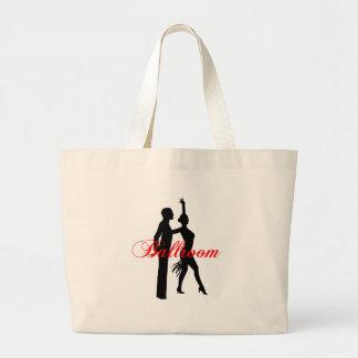 Ballroom Dancing Tote Bags