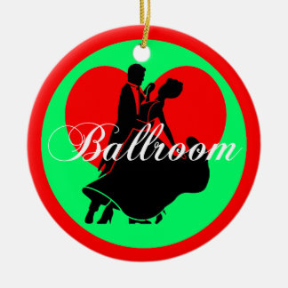 Ballroom Dancing Ornaments & Keepsake Ornaments | Zazzle