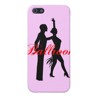 Ballroom dancing cover for iPhone SE/5/5s